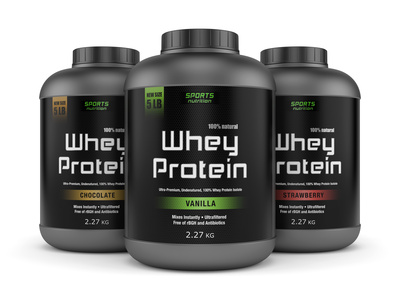 Whey Protein oder Casein?