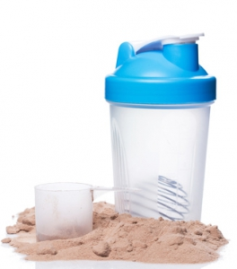 Amino acids in protein powder