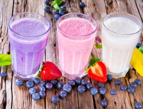 Lebensmittel mit hohem Aminosäuregehalt