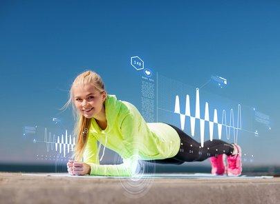 Regeneration und Fitness