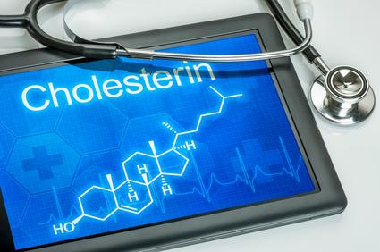 Cholesterinspiegel senken