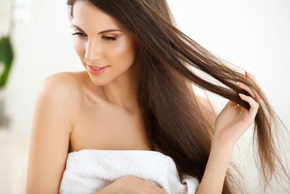 Cystein ist notwendig für die Haarbildung