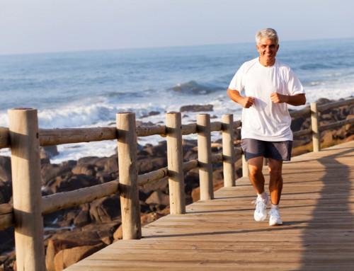 Proteinreiche Ernährung verringert Muskelabbau im Alter