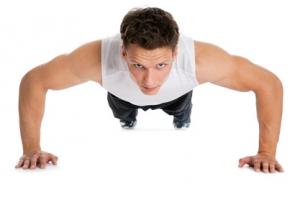 Bygge muskler med BCAA